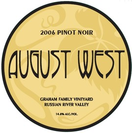 2006 Graham Family Vineyard Pinot Noir