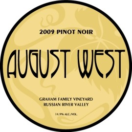 2009 Graham Family Vineyard Pinot Noir