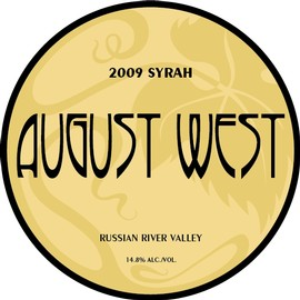 2009 Russian River Valley Syrah