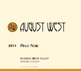 2011 Russian River Valley Pinot Noir
