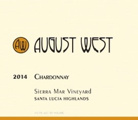 2014 Sierra Mar Vineyard Chardonnay