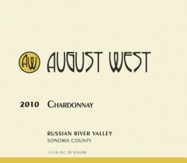 2010 Russian River Valley Chardonnay