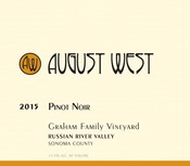 2015 Graham Family Vineyard Pinot Noir